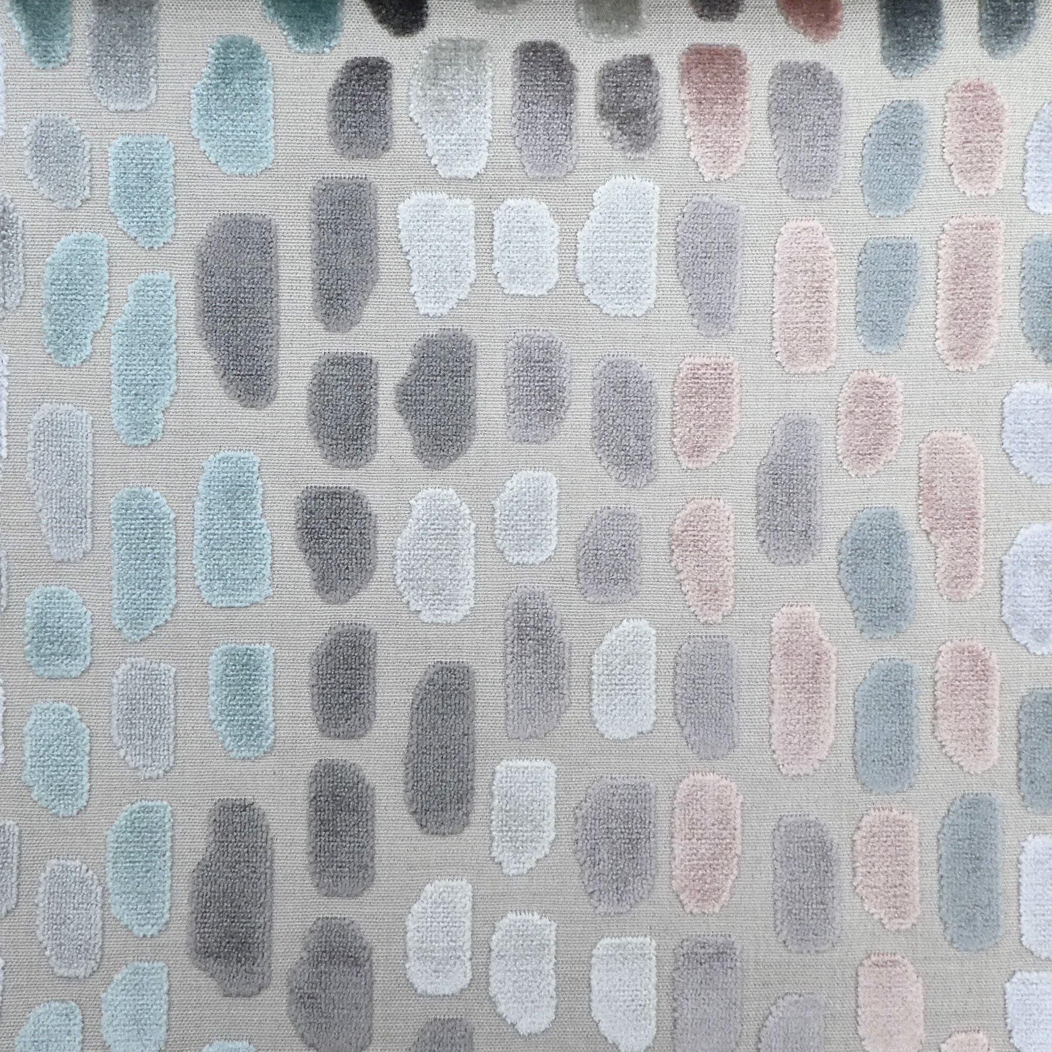 Fabrics - Leida Blush (E)