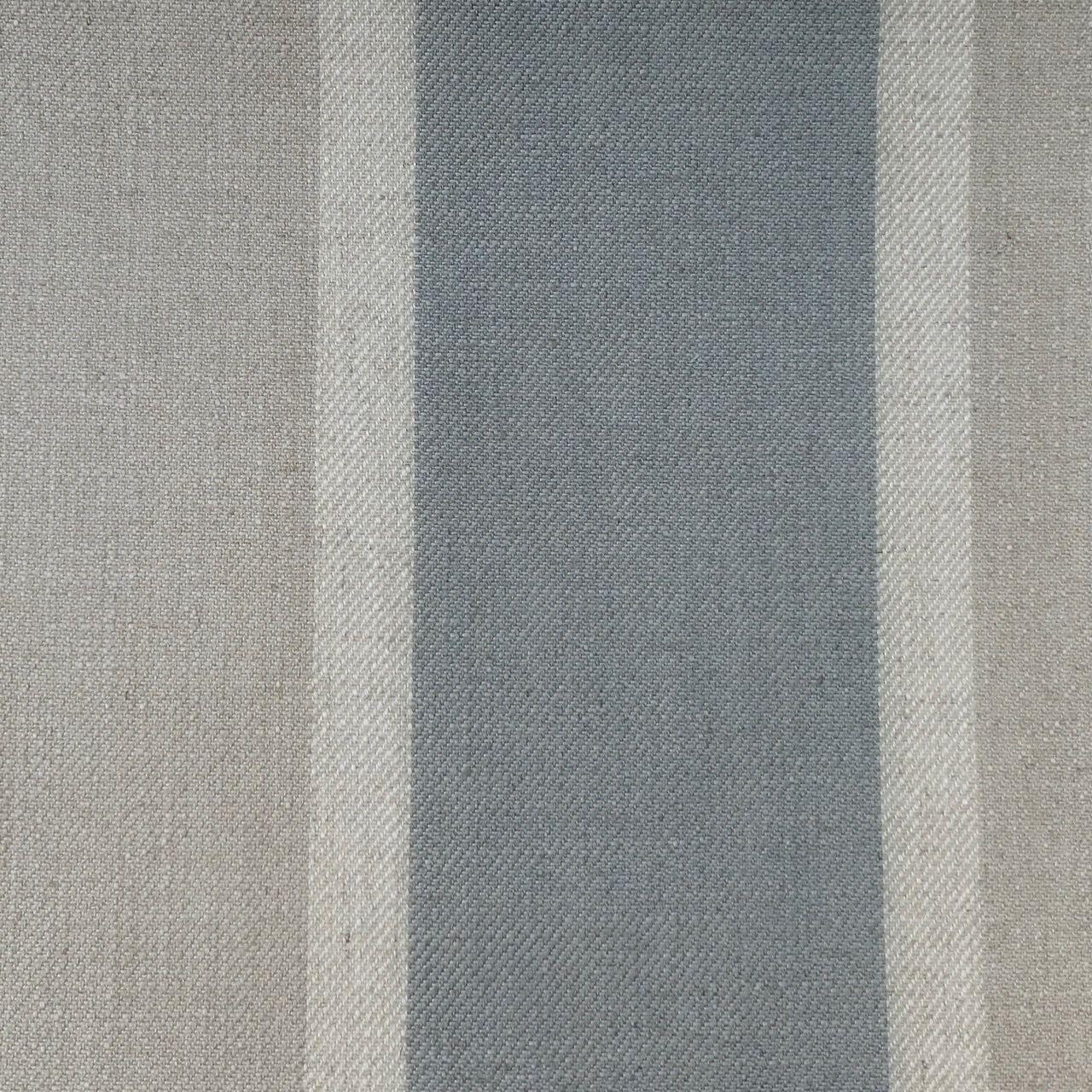 Fabric - Spencer Stripe Steel (C)