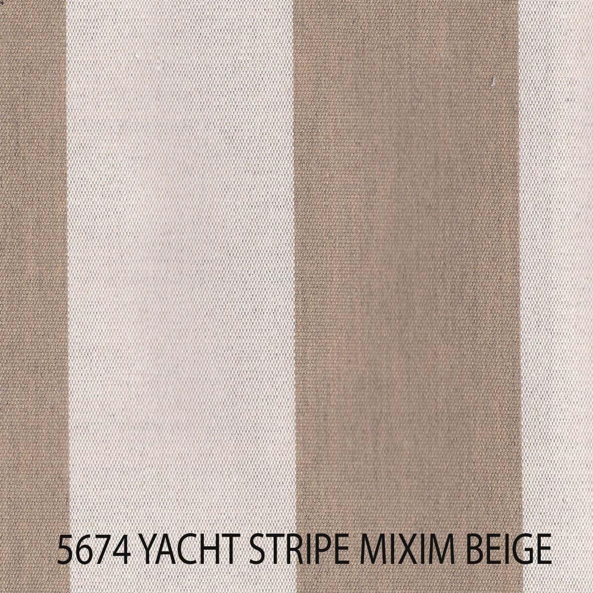 Yacht Stripe Maxim Beige