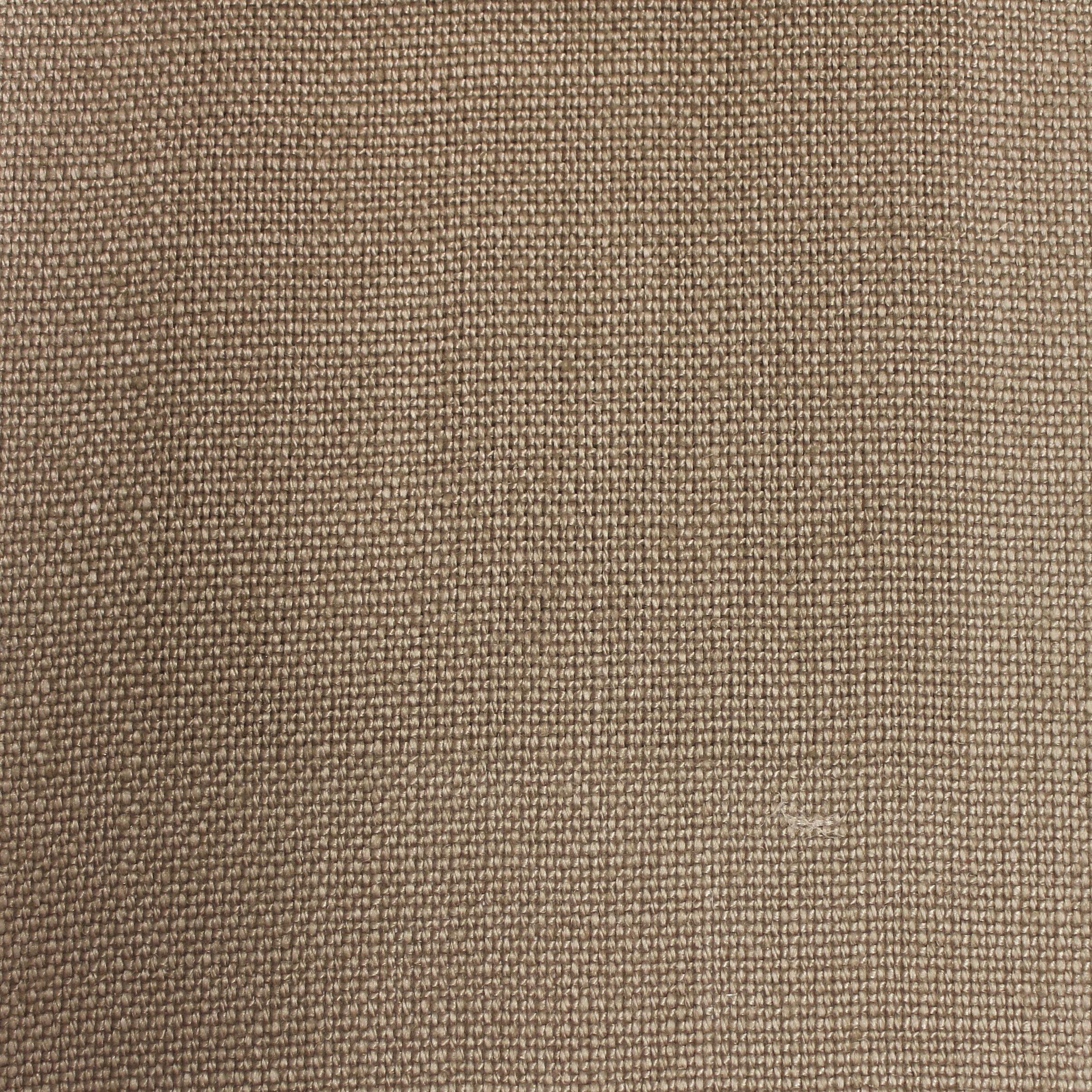Slubby Linen Sepia