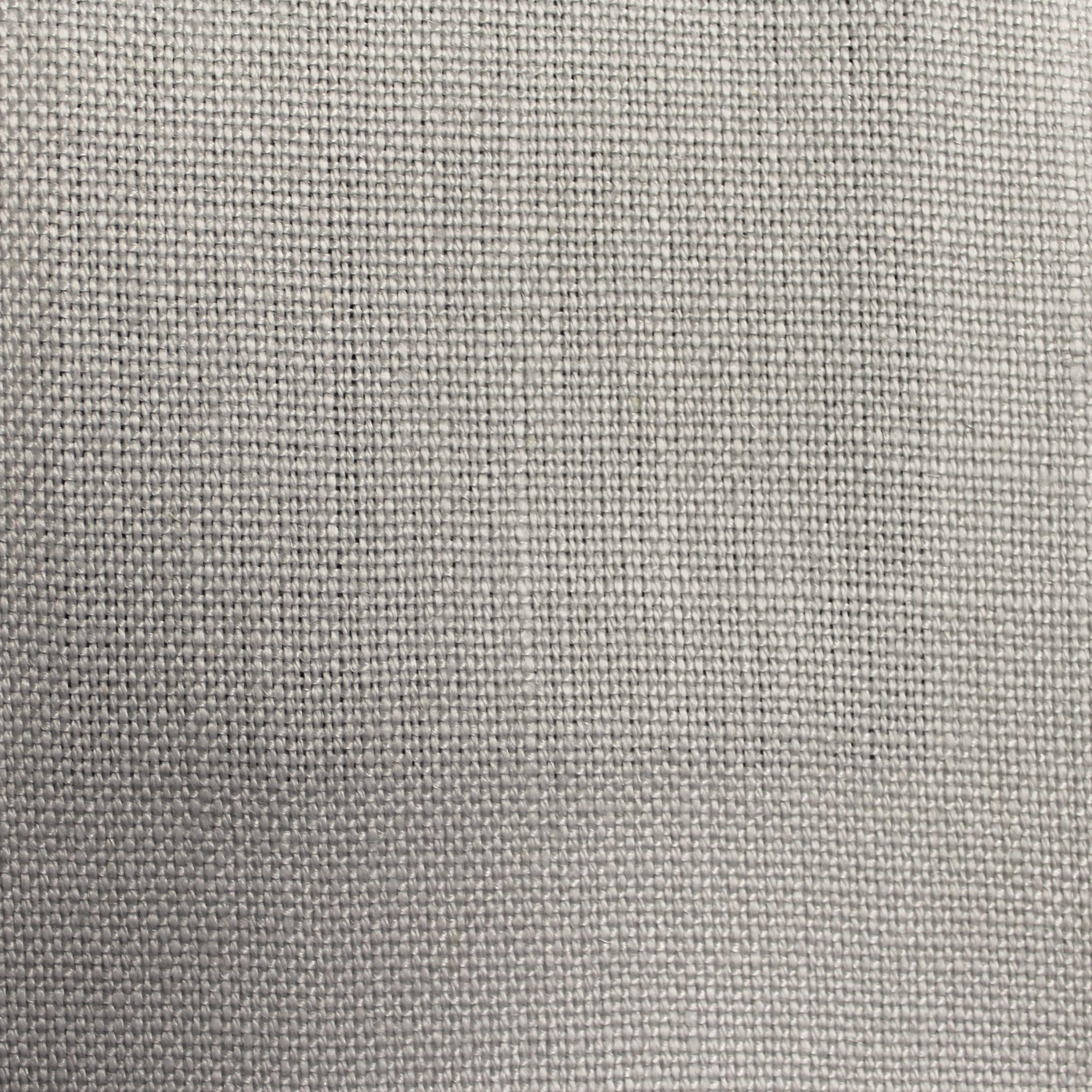 Slubby Linen Silver